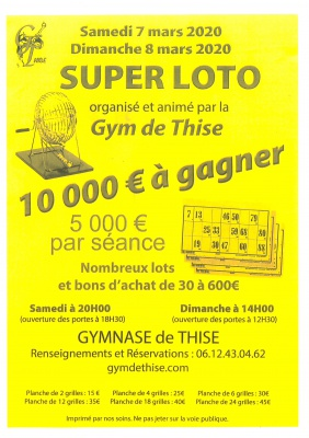 Loto gym