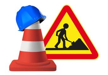 Travaux rue du Stade et nouvel aménagement contrôle d\'accès