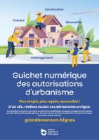 Dématérialisation des demandes d\'autorisation d\'urbanisme à partir du 1er décembre 2021